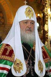 Патриарх Московский и всея Руси Кирилл приедет сразу на два украинских праздника