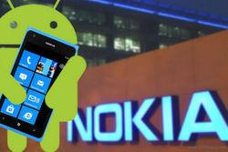 Nokia, возможно, перейдёт на Android