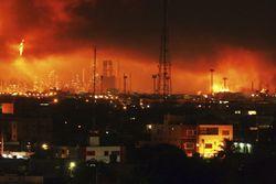 Взрыв на НПЗ в Венесуэле сродни атомной бомбе. В том числе и для Чавеса