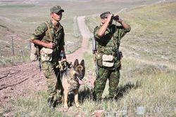 На казахстанской границе напали на офицера пограничных войск