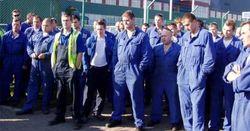 В Бобруйске на заводе тракторных деталей бастовали рабочие