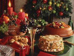 Во сколько обошелся новогодний стол в Узбекистане