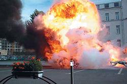 В центре столицы Греции взорвались три самодельные бомбы