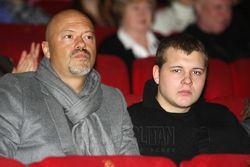 Сын Федора Бондарчука