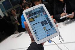 В США состоялся официальный релиз Samsung Galaxy Note 8.0