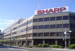 Sharp скорректировала прогноз убытка в сторону повышения