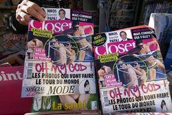 """Французский журнал оправдывается за публикацию фото """"ню"""" Кейт Миддлтон"""