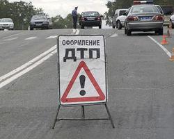 В Киеве произошло ДТП, в котором пострадало сразу две школьницы