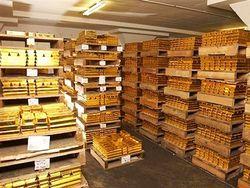 За десять отчётных месяцев Россия нарастила производство золота на 5,2 процента
