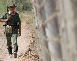 Как накаляется обстановка на границе Узбекистана и Таджикистана?