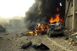 Очередные кровавые теракты в Багдаде