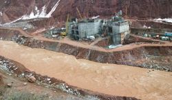 Узбекистан вновь заявил об «экологических» претензиях к Таджикистану