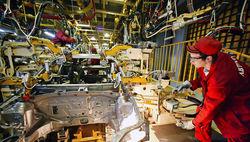 Сильный взрыв произошел на заводе автоконцерна General Motors