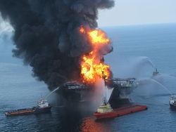 США будет выплачено 1.4 млрд. долл. от компании-владельца нефтяной платформы, которая взорвалась в 2010 г.