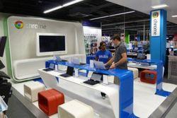 Как биржа оценила открытие Google сети розничных магазинов
