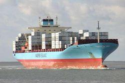 Показатель чистой прибыли Moller-Maersk за третий квартал составил 490 млн. долл.
