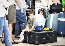 Как можно при живой матери отобрать и вывезти детей за рубеж?