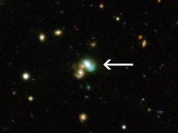 Астрономы открыли новый класс галактик – «зеленая фасоль»