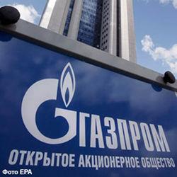 """Российский """"Газпром"""" пережил обвал прибыли в 2012г."""