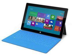 Рентабельность планшетного компьютера от Microsoft составляет 52 процента