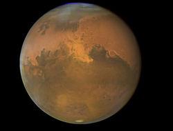 Когда-то атмосфера Марса была насыщена кислородом – ученые