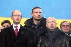Объединенная оппозиция и «УДАР» договорились о единых кандидатах