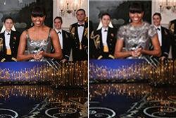 СМИ обсуждают фотошоп Мишель Обамы на «Оскаре»