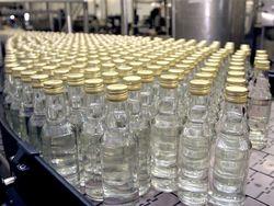 Рекордное количество водки выпустили в России
