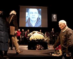 Перед погребением с Золотухиным простятся в Барнауле
