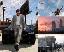Nvidia рассекретила PC-версию игры Grand Theft Auto V