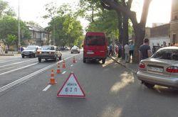 В Одессе четырехлетнего ребенка насмерть сбила маршрутка