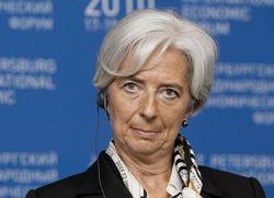 По мнению Кристин Лагард, для спасения евро осталось всего 3 месяца