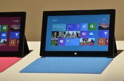 Объём продаж Microsoft Surface разочаровал аналитиков