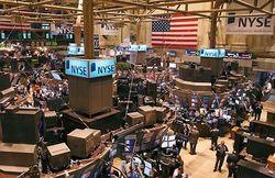 Биржи США закрылись небольшим снижением