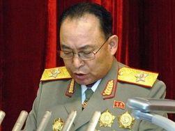 Уход Ли Ен Хо с поста генерала армии