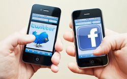 Конкуренция между Twitter и Facebook обостряется