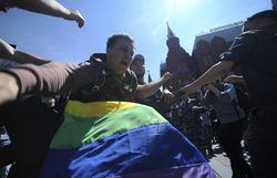 Евросоюз призвал Россию воздержатся от принятия закона о запрете гей-пропаганд
