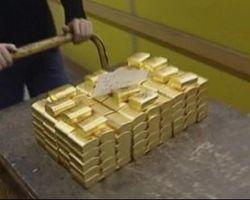 За четвёртый квартал Индия нарастила экспорт золота на 62 процента