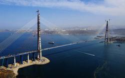 Кража металла для моста к саммиту АТЭС