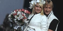 Twitter: у Плющенко и Рудковской родился сын. Качества тех, кто родился 6 января