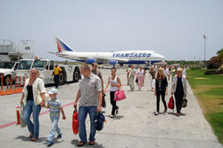 Казус: украинских туристок забыли в отеле Египта