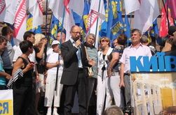 Президентские выборы 2015 года могут не состояться – Яценюк