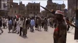 Войска Йемена наносят удары по своим сослуживцам?