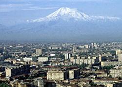 В Армении произошло землетрясение