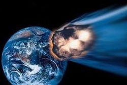 NASA об угрозе Земле астероида 2013 ET