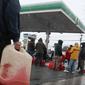 Продажа бензина в Нью-Йорке будет ограничена