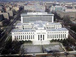 здание Федеральной резервной системы США (ФРС)