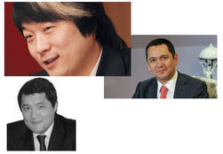 ТОП Яндекса популярности бизнесменов Кыргызстана: Ким Александр – лидер