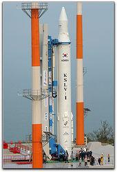 Третья попытка запуска космической ракеты Южной Кореи: пан или пропал