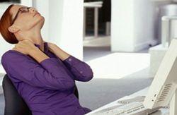 ТОП 5 офисных заболеваний: как избежать недуга